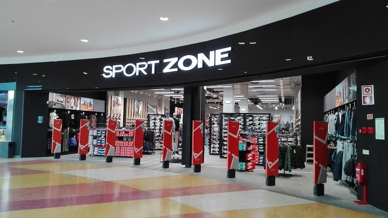 7d8228775ff66 Sport Zone reabre em Vila Real