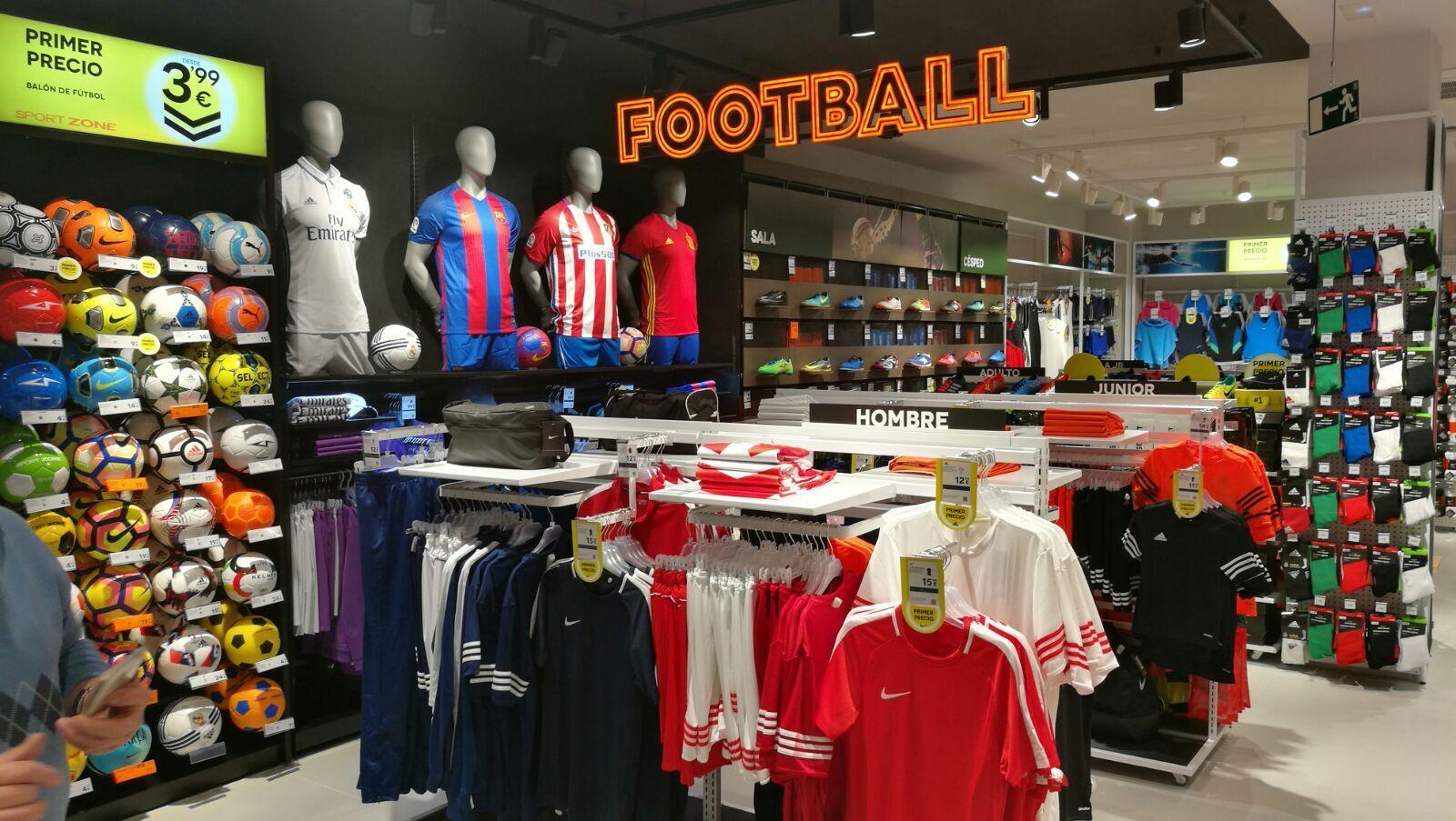 1462e054c Sport Zone abre duas novas lojas em Espanha