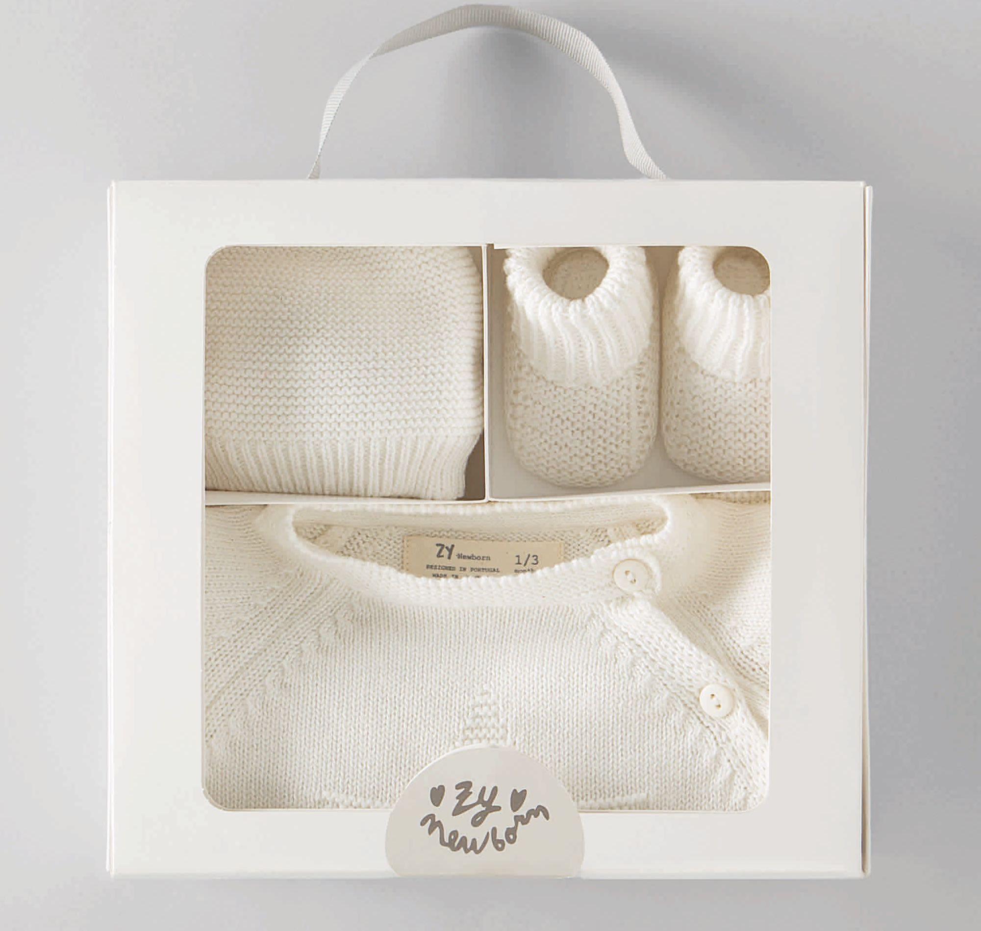 8783a1fbb Zippy lança primeiro kit para recém nascidos